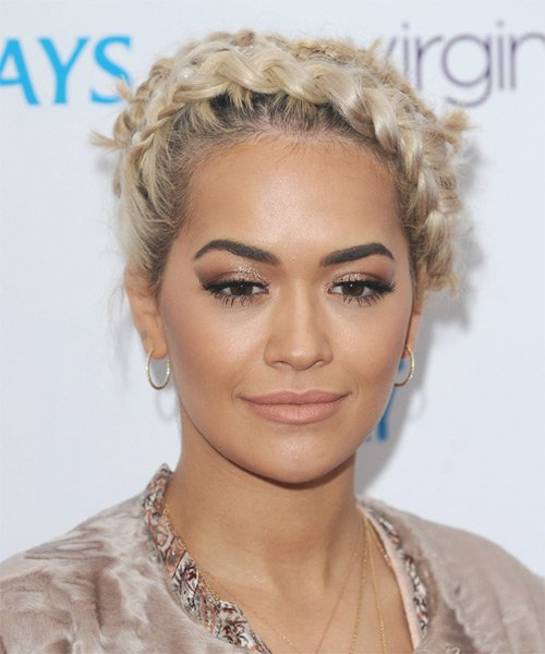 Trendy braided hairstyles for celebrities 2017 5