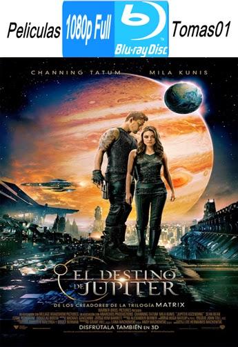 El Destino de Júpiter (Jupiter Ascending) (2015) BRRipFull 1080p
