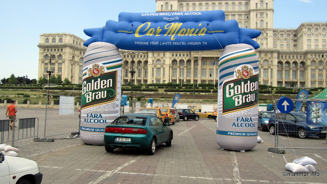 Car Mania by Golden Brau Fara Alcool