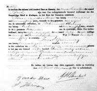 Groeneweg, Jacob Overlijdensakte 25-07-1872 Kralingen.jpg
