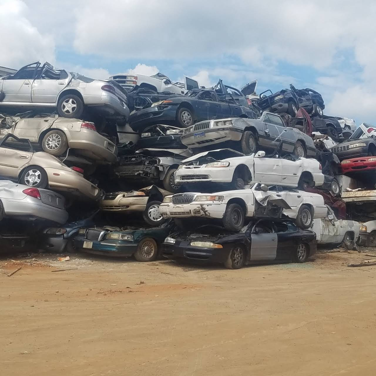 Junk Car Removal In Atlanta