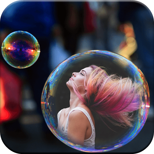 Bubble Frames for Pictures Icon
