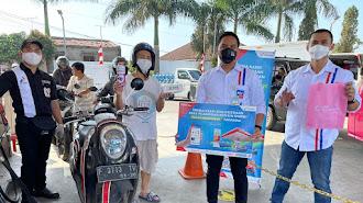 Spesial Lewat Program Grebek SPBU, Pertamina Beri Kejutan ke Pelanggan Setia di Jawa Bagian Barat