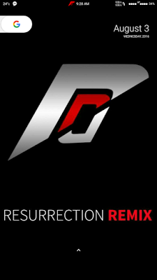 Resurrection Remix Custom Rom for Infinix Hot Pro 3