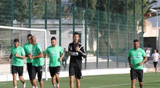 CAN-2017 (qualifications) Algérie-Seychelles: du bi-quotidien pour les Verts dimanche