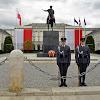 04-05-2013 | Warszawa | Warta przec Pałacem Prezydenckim