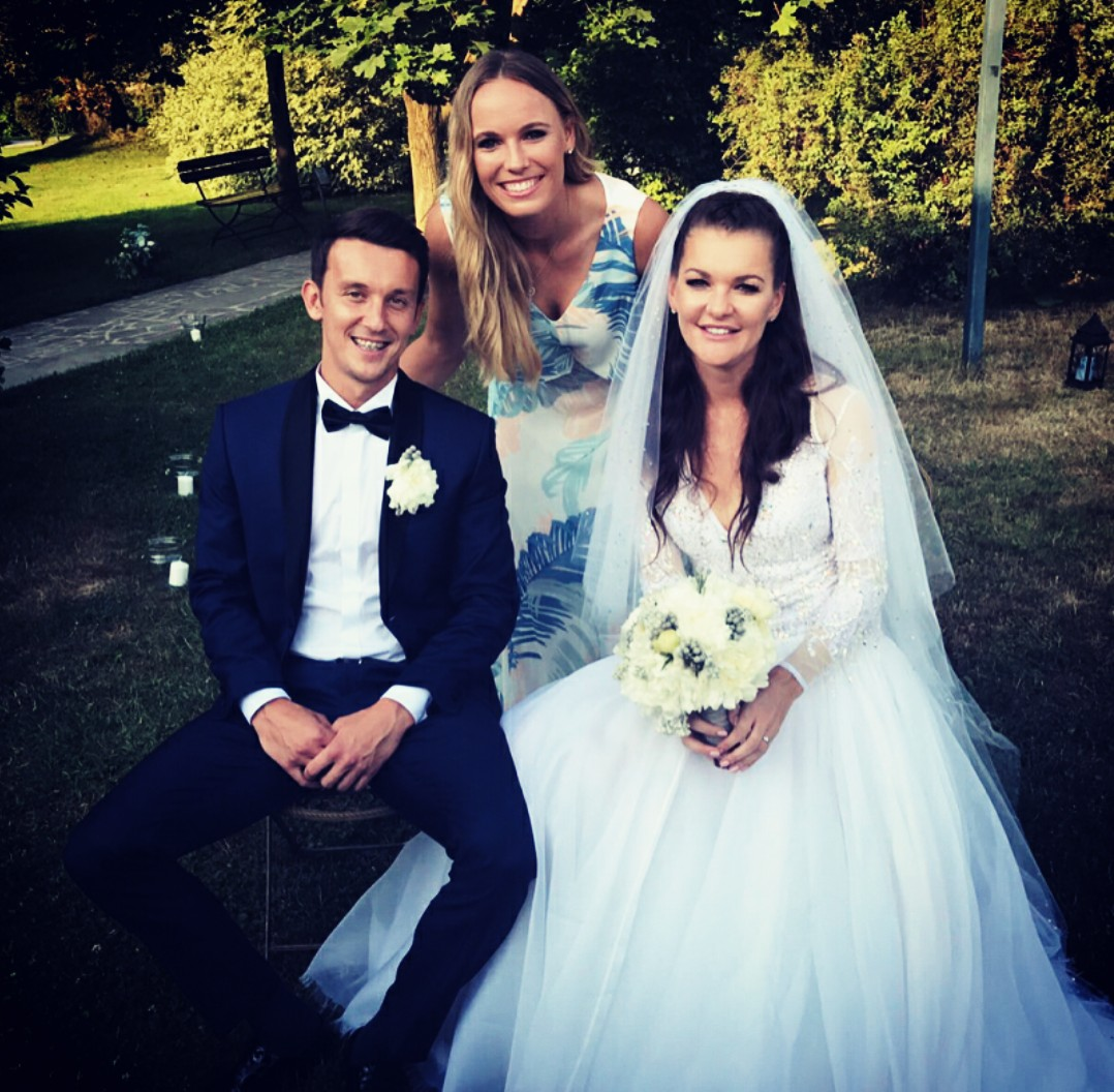 Agnieszka Radwanska marries Dawid Celt in Poland - Womens