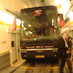 Vanhool van South West tours bus 63