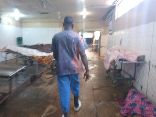 Ghanaian Mortuary Men are on a Nationwide strike