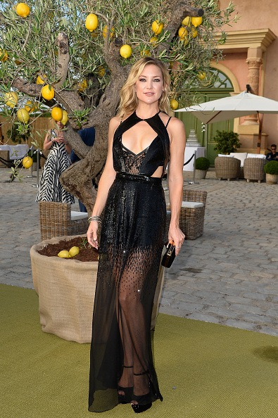 Kate Hudson-The Leonardo DiCaprio Foundation