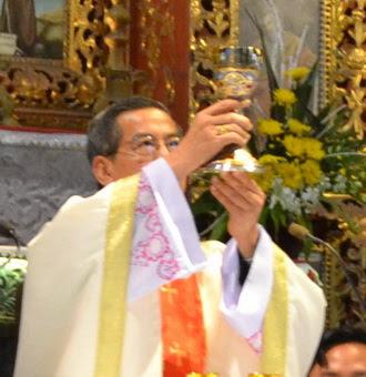Mừng lễ Thánh Giuse quan thày Giới gia trưởng và Đức Cha