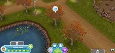 Sims FreePlay The Hidden Unicorn - Investigate Tree