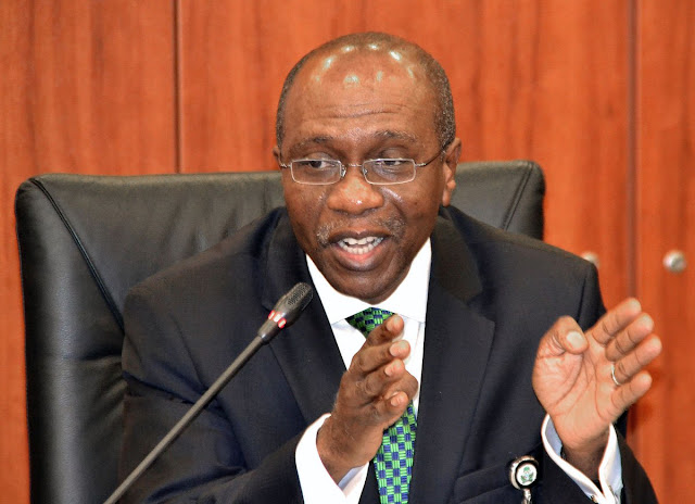 Nigerian Government are not over funding by CBN  – Godwin Emefiele