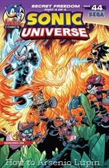 Actualización: 03/09/2017: Se agrega Sonic Universe #44 por Tonyv444 por The Tails Archive y La casita de Amy Rose.