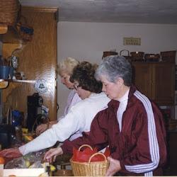 1997 Pathfinders Valentine Fruit Baskets