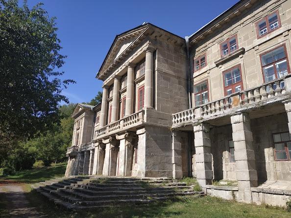 Маліївці, палац