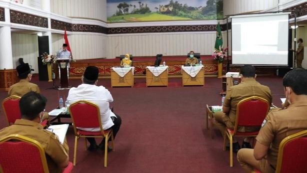 Sumbar Siapkan Instruksi Gubernur Tata Tambak Udang