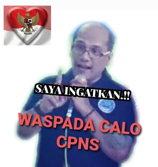 RD75: Penerimaan CPNS Di Priangan Timur Jawa Barat Sarat KKN, Masyarakat Diminta Waspada