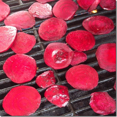 Grilled Beets | Photo | The Lisa Porter Collection
