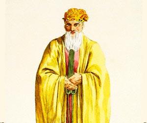 Confucius 12, Confucius
