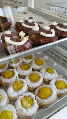 Cleveland, doughnuts