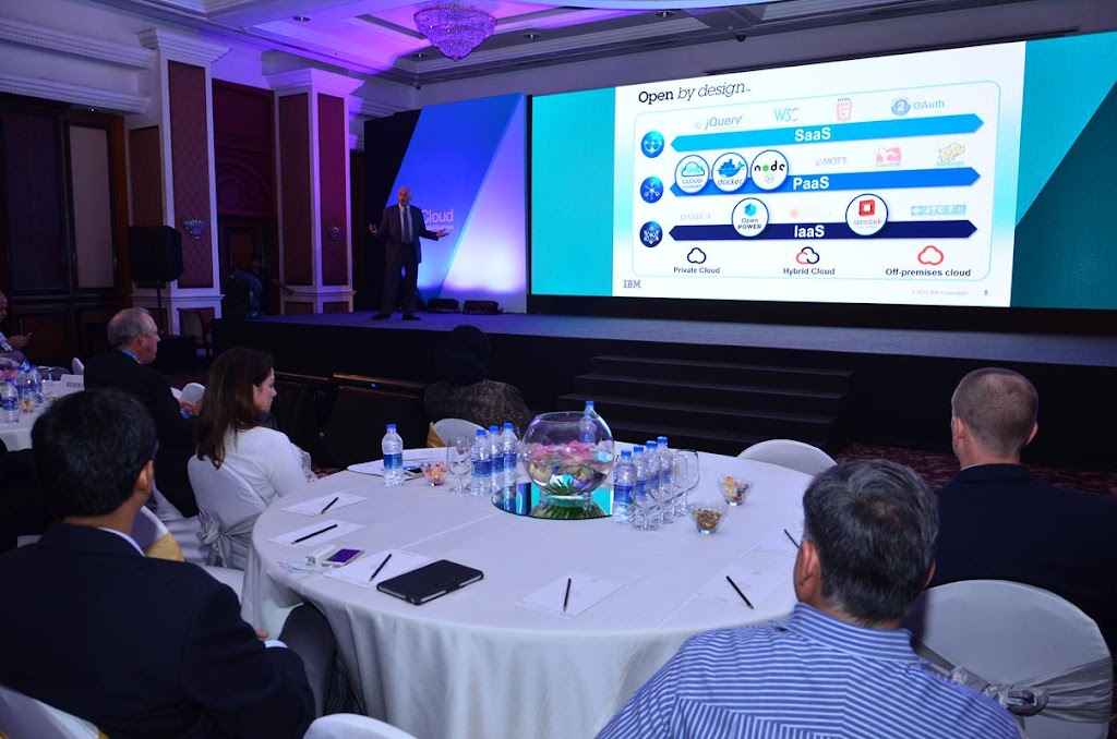 IBM Cloud Conference - Taj Lands End - 8