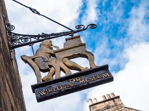 Writers Museum Edinburgh