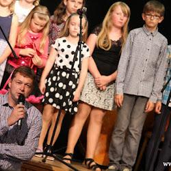 Absolventský koncert žáků ZUŠ 2016