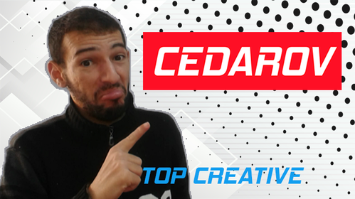 انترو لوجو و غلاف يوتيوب احترافي مجانا تجربتي الناجحة مع شركة Cedarov