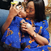 This photo of Seyi Law's wife and daughter will melt your heart