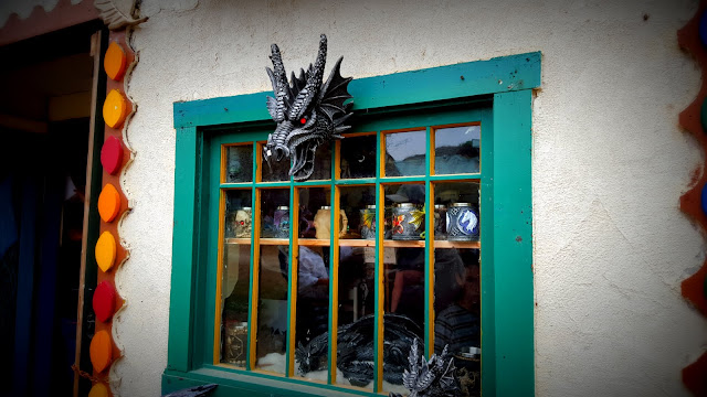 D is for dragon. From the Ohio Renaissance Festival, A-Z