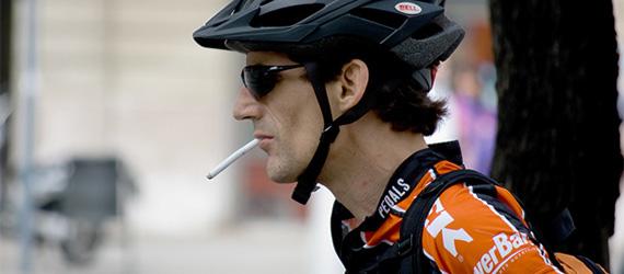 Tabaco y ejercicio físico, incompatibilidad comprobada