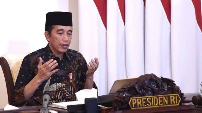 Ultah ke-60, Jokowi Didoakan Semoga Cepat Sadar Akan Dampak UU Minerba