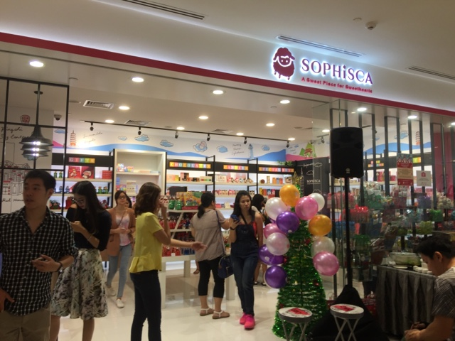 sophisca outlet review singapore