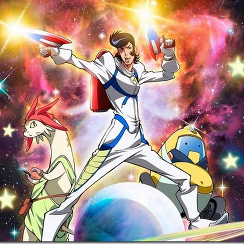 [Review] Space Dandy