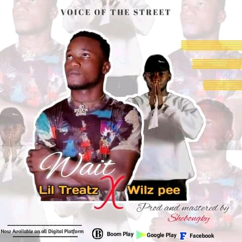 Lil Treatz - Wait Ft. Willz Pee -(Prod. By Shebongky).