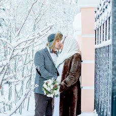 Wedding photographer Tatyana Chikurova (bahtina1987). Photo of 18.01.2018
