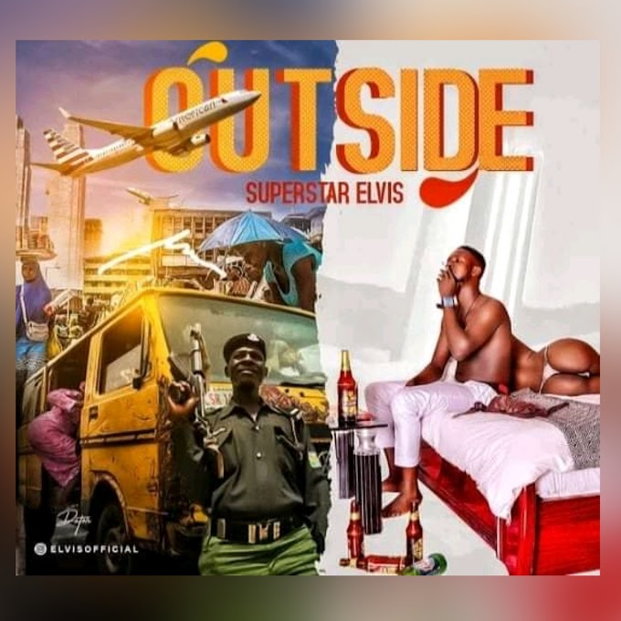 "Anticipation Builds As ""Superstar Elvis"" Teases Art Cover For ""Outside"""