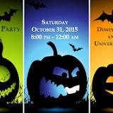 ISAUA 2015 Halloween Party