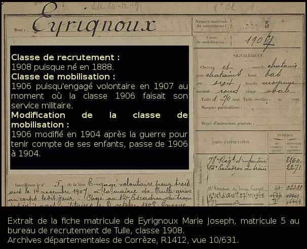62b3c776953 Instructions pour la tenue des registres matricules