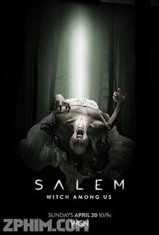 Thị Trấn Phù Thủy 1 - Salem Season 1 (2014) Poster