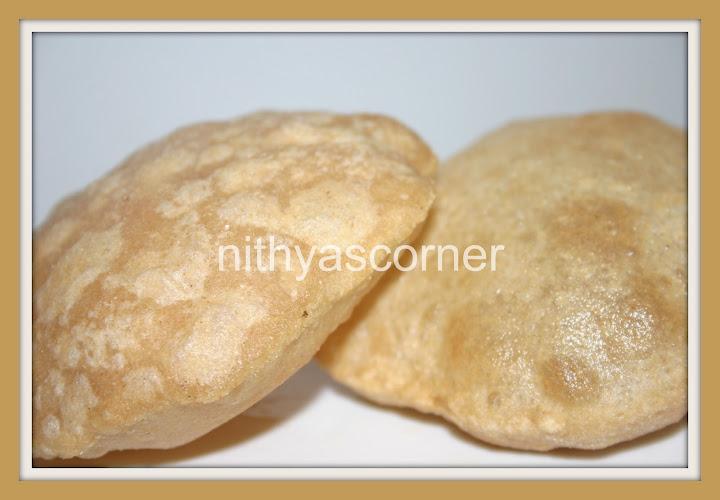 Spiced Puri