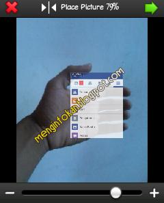 cara paling mudah membuat foto instagram in hand menggunakan picsay