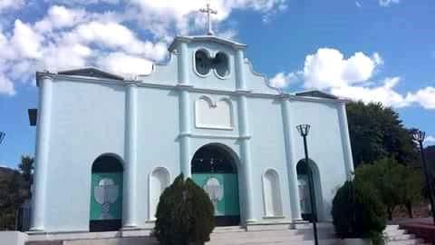 Iglesia de Arcatao