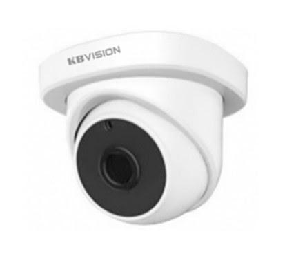 018 camera op tran ahd kbvision kb v2002a Camera Ốp Trần AHD KBVISION KB V2002A
