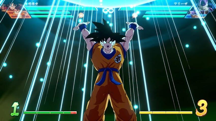 Goku Base e Vegeta Base si uniranno al roster di DRAGON BALL FighterZ