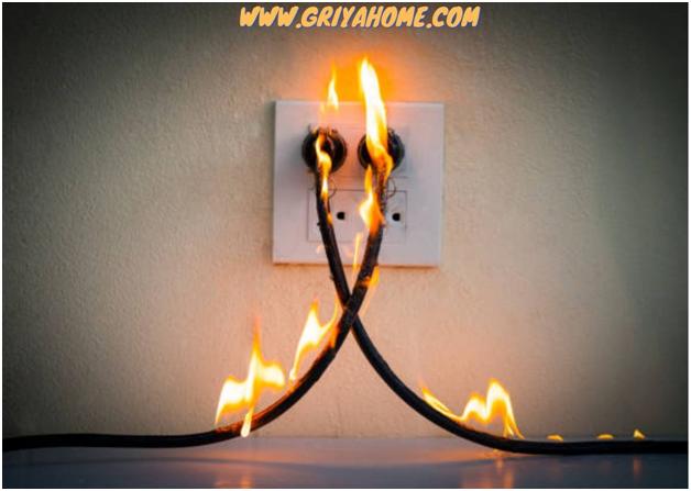 Cara Mencegah Bahaya Kebakaran Rumah Akibat Korsleting Listrik