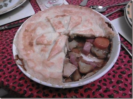 Christmas dinner pie3