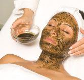 Травяная маска для увядающей кожи