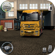 Truck Cargo Simulator - Heavy Truck Delivery App Report on